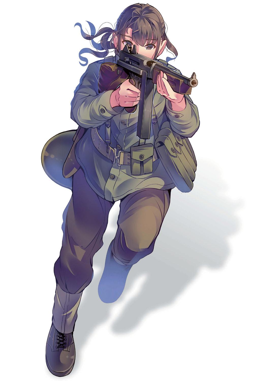 第二次大戦中のアメリカ軍歩兵と戦車兵 作画のための第二次大戦軍服 軍装資料 第2回 Pictures