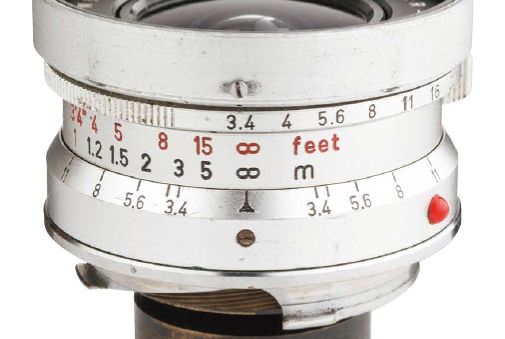 手のかかる名玉 Super-Angulon-M 21mm F3.4