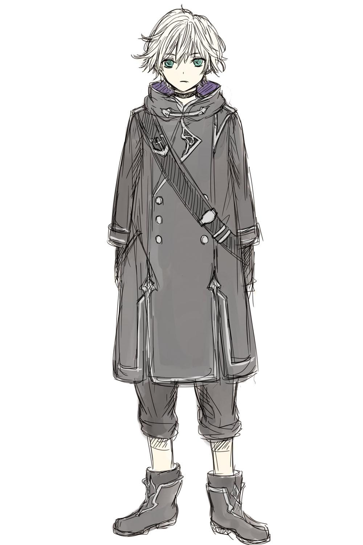 ベースの衣装にキャラクターのイメージを寄せてアレンジする ファンタジー衣装の描き方 第5回 Pictures
