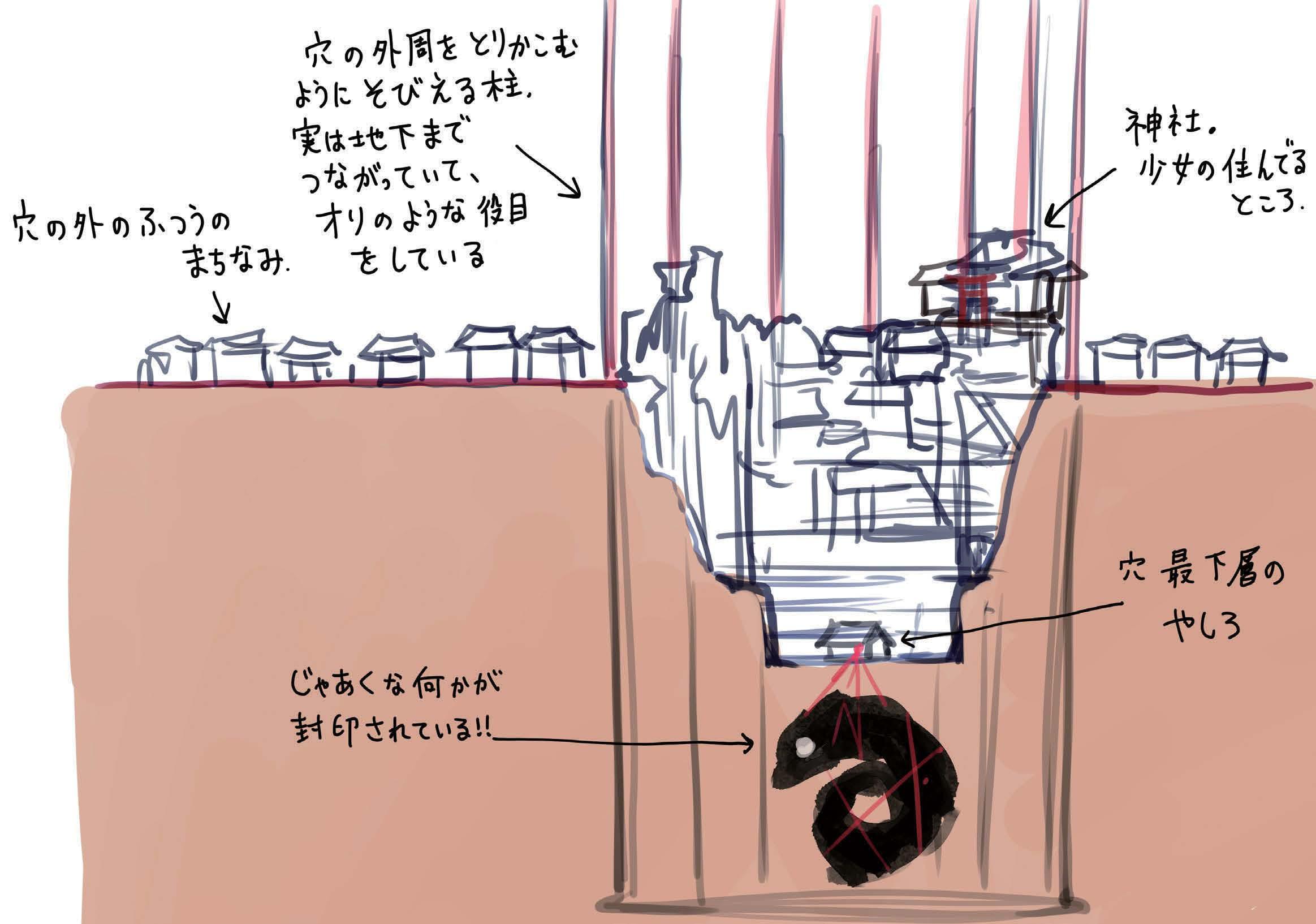 藤ちょこ ー 美しい幻想世界とキャラクターを描く01-02
