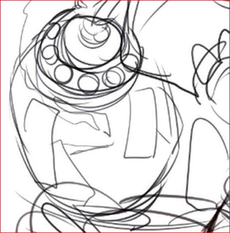 藤ちょこ ー 美しい幻想世界とキャラクターを描く01-04