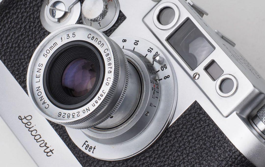フィルムカメラからデジタル一眼カメラまで、ドクター赤城が愛用するカメラを紹介!