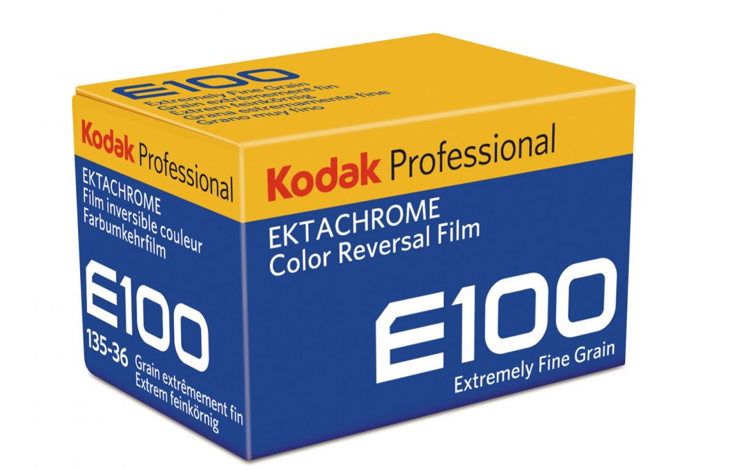 KODAK PROFESSIONAL EKTACHROME film E100の販売を再開