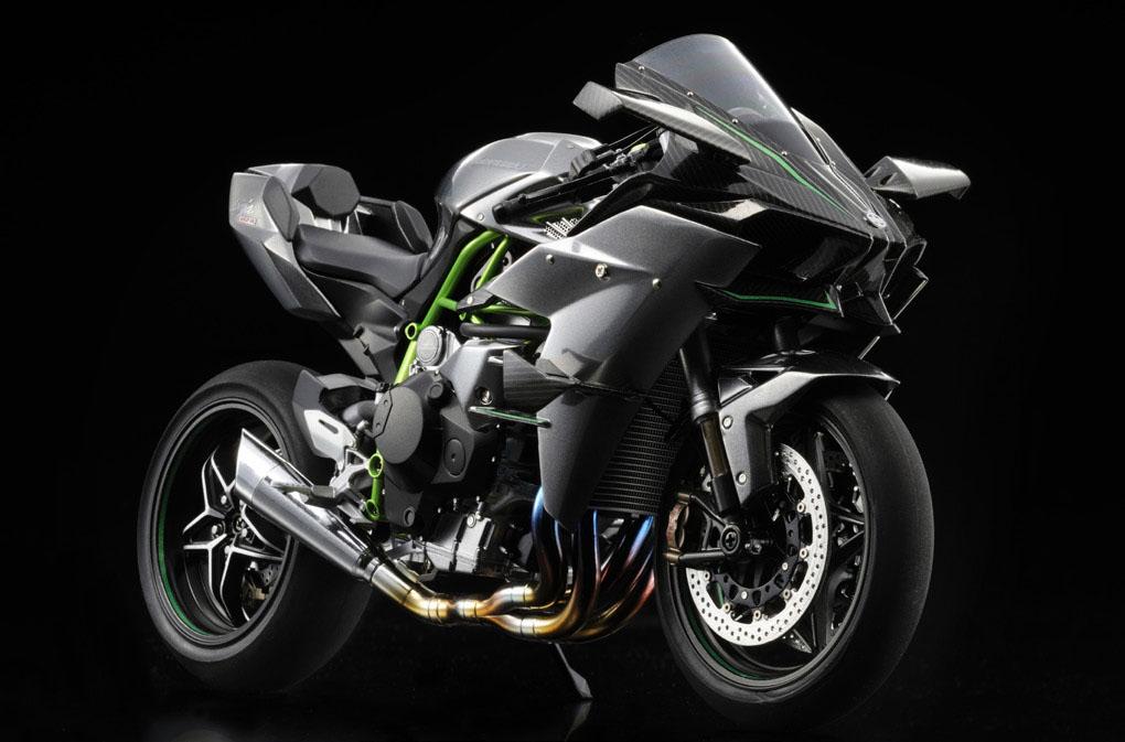 オートバイ模型を組む前に知っておきたい基礎知識いろいろ