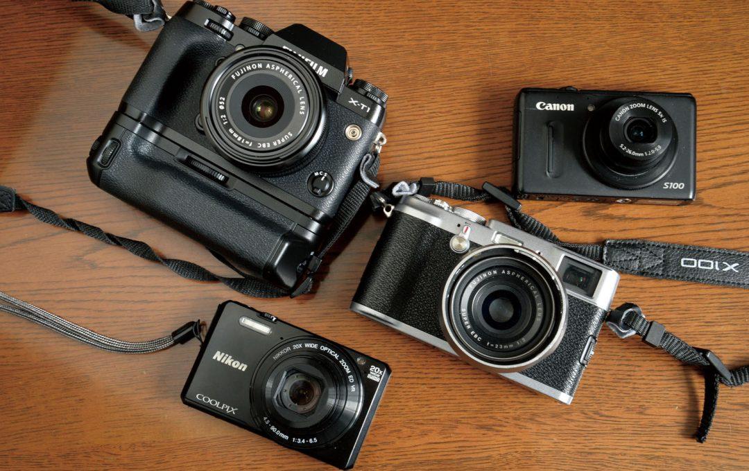 スマホ?コンデジ?ミラーレス?ぶらりカメラ旅のベストカメラは何ですか?