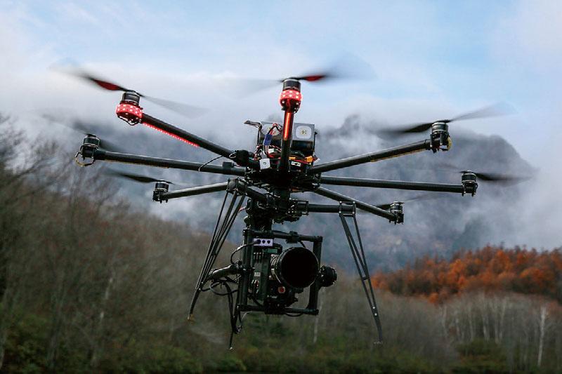 ドローンによる空撮カメラワークの基本 プロから学ぶ空撮関連ノウハウ