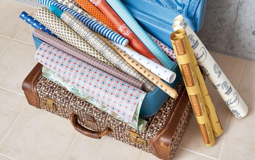 「紙」の収集・保存に欠かせない道具たち
