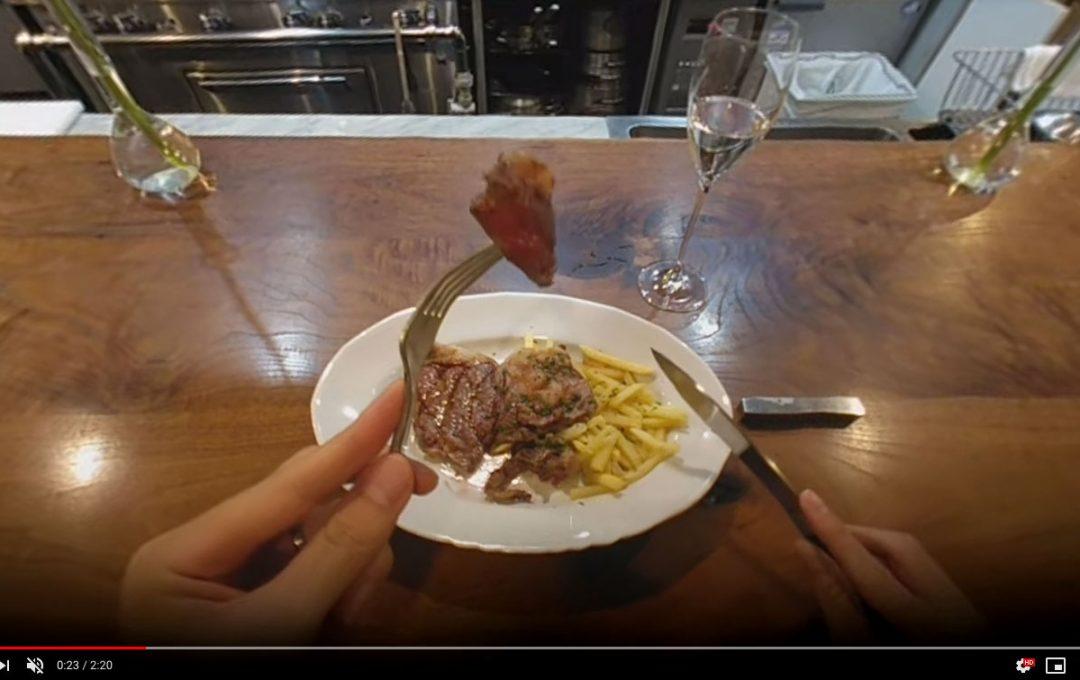 日本初VR試食ができる、新感覚のグルメサイト eata(イータ)がおもしろ美味しい!