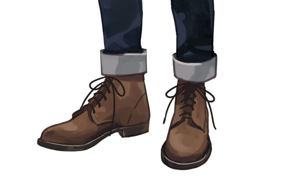 キャラクターを活かすファッション・「ブーツ」は服装と雰囲気を合わせて履きこなす