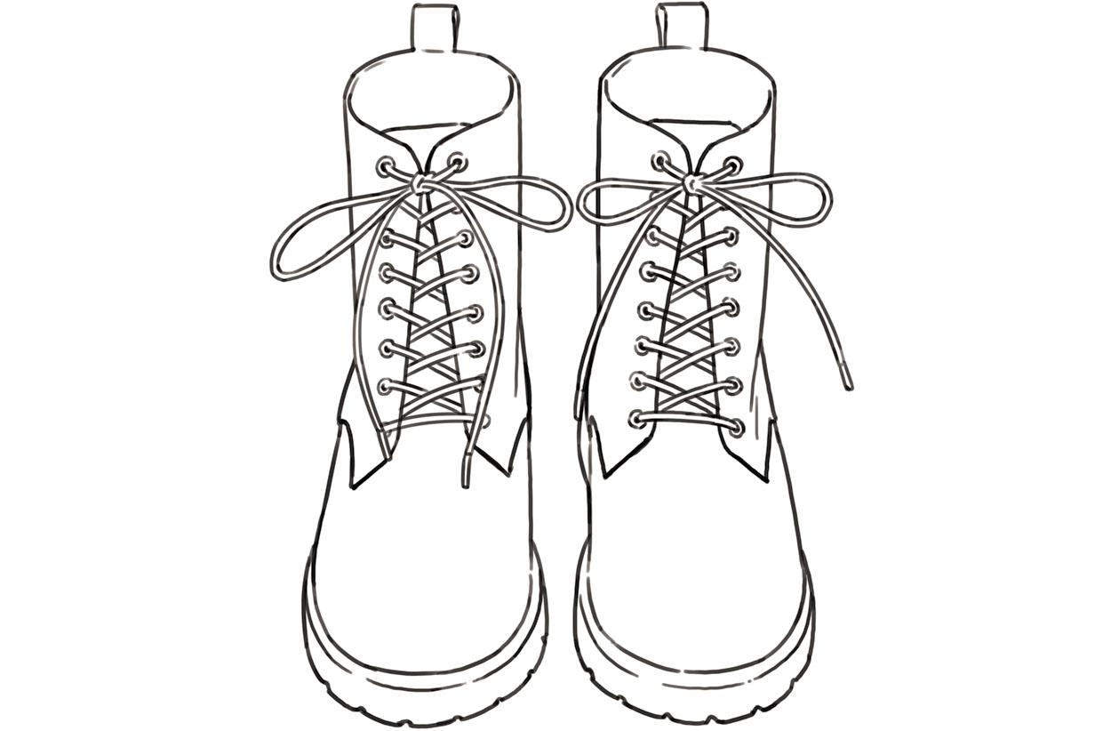キャラクターを活かすファッション・「ブーツ」は服装と雰囲気を