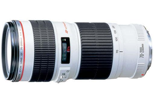 魅惑の解像力と携帯性のバランス。「Canon EF70-200mm F4L USM」