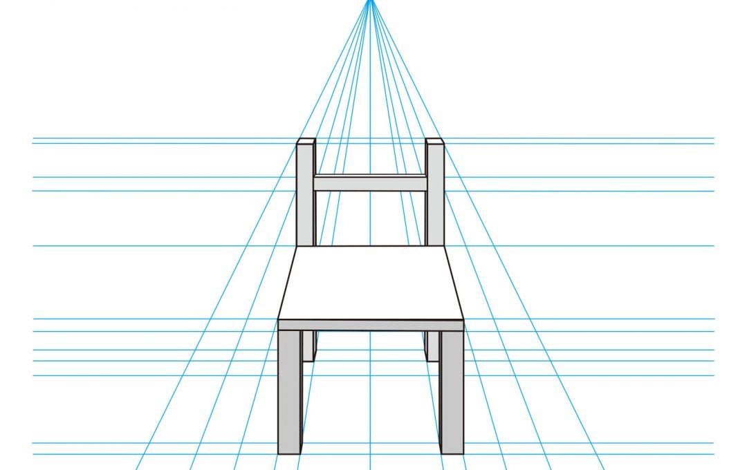 デッサンの技術・使えばいいというものではない?「透視図法」の使い方