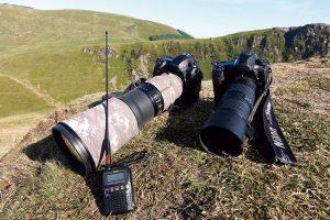 飛行機写真の撮影機材と使いこなし方 アレンジして使いたい「プロのアクセサリー」