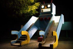 木藤富士夫写真展「公園遊具 playground equipment」