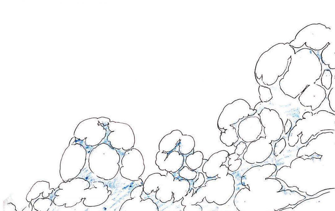 プロによるアニメーションのエフェクト作画〜立ち込める「煙」の密度感と動感