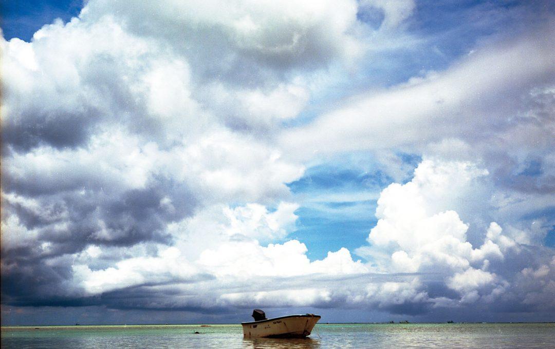 身近にある絶景。「ボート」のある光景は絞り込んで撮る