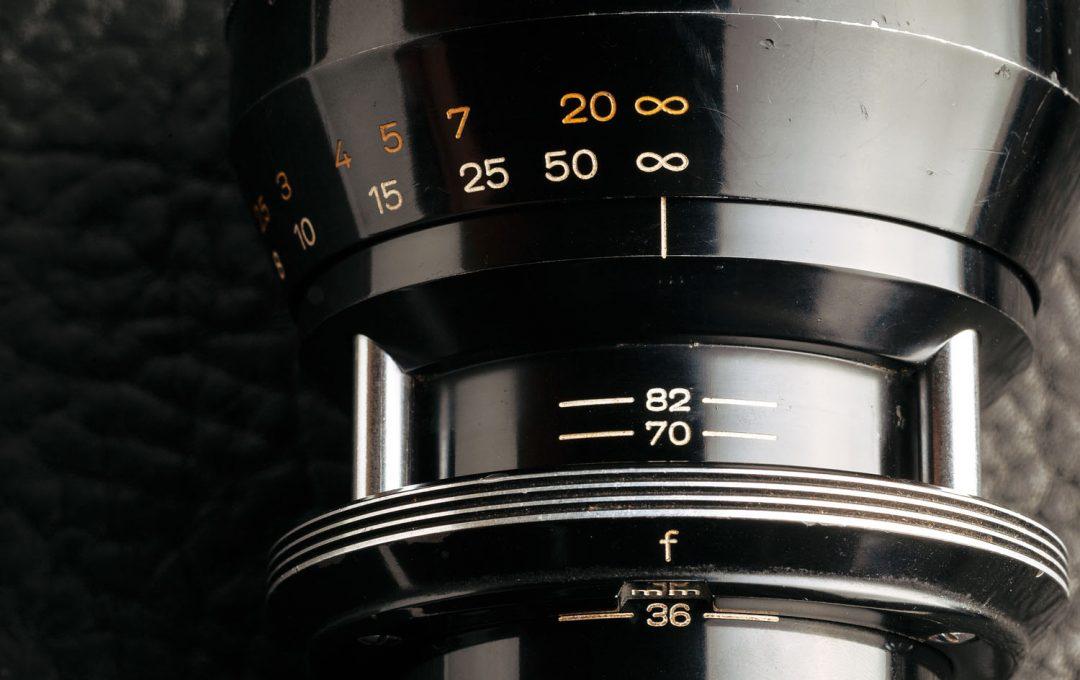 スチル向け初のオールド・ズームレンズ Zoomar 36-82mmF2.8は、外観も写りも強烈。