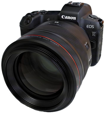 フルサイズミラーレス一眼カメラ キヤノン「EOS R」「EOS RP」は圧倒的ハイスペック。魅惑の大口径単焦点を使う