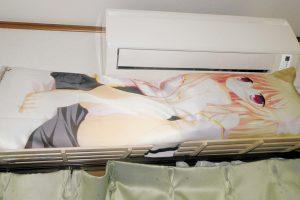 ヲタク必読!コレクション整理術!収納サイズが悩みのタネ、飾ってきれいに「タオル・抱き枕」を保存する