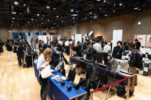 Photo EDGE Tokyo 2019 イベントレポート:前編 プロ向けのフルサイズミラーレス、中判デジタルカメラ、動画機材が勢ぞろい