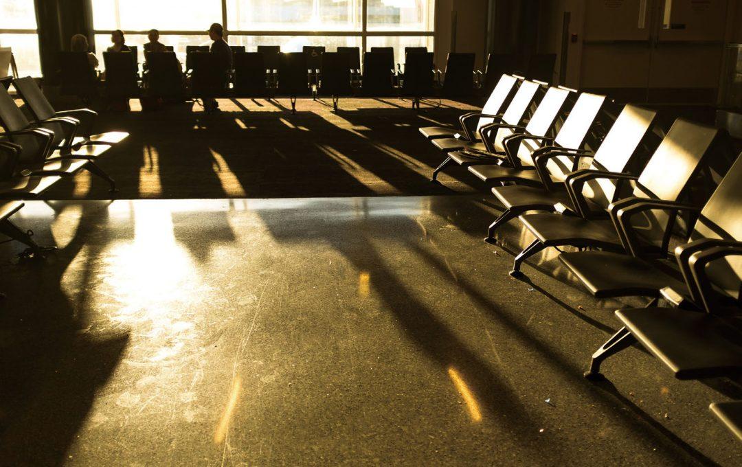 なんでも絵になる「空港」では常にシャッターチャンスを狙おう