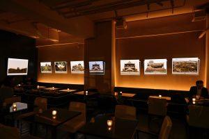 馬場道浩写真展「熊本城写真集 K.J. 2016-2019 KUMAMOTO-JO」ファイヤーキングカフェ