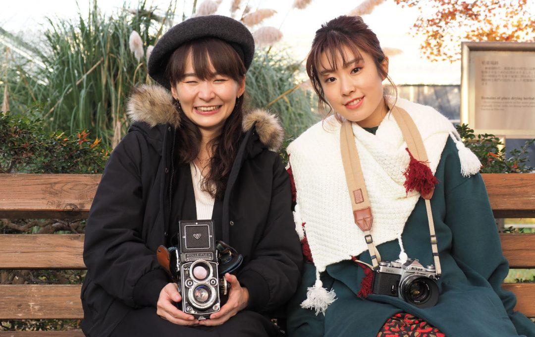 降幡愛×大村祐里子 「ふりりんの教えてゆり茶センセイ!」ロケ・オフカット!