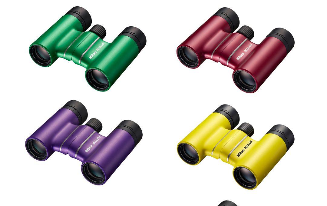 推しカラーに合わせてコンサートに持っていきたい!ニコンからスポーツ観戦や観劇にぴったりの双眼鏡「Sportstar Zoom」と「ACULON T02」が新発売