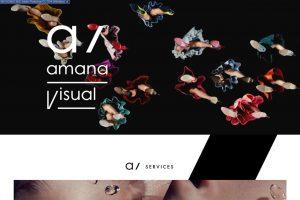 アマナグループ専属クリエイターの魅力を発信する「amana visual」