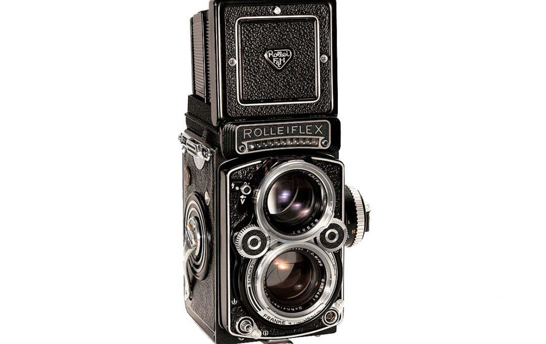 ましかくフォーマットが楽しい本格中判カメラ「ROLLEIFLEX 2.8F」