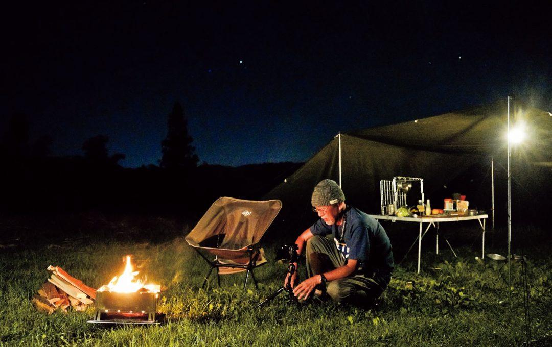 キャンプのやり方に正解はない!「あれもこれも」と欲張らず、ゆったり過ごせる環境を構築しよう