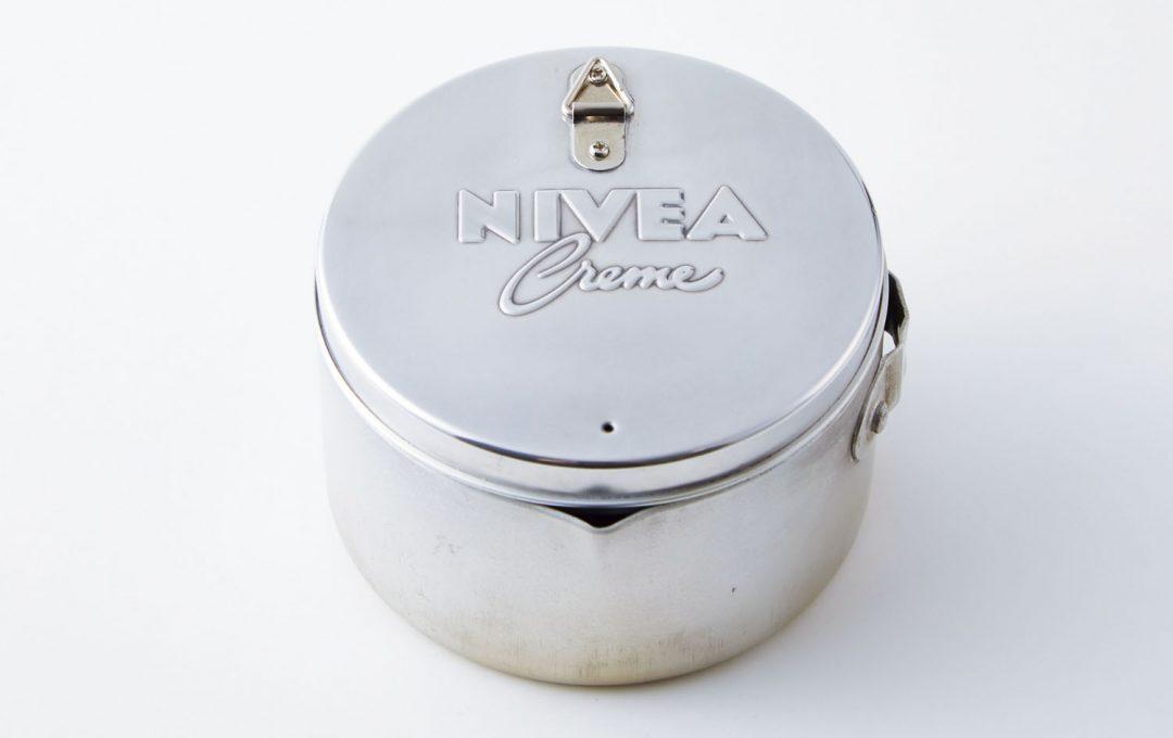 ニベア缶のフタがクッカーにピッタリ?見栄えと使い勝手を整える【自作キャンプアイテム】