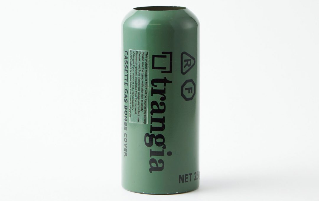 お気に入りの缶を加工してガスカートリッジ缶のカバーを作ろう