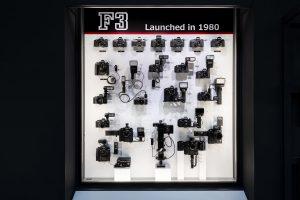 【ニコンミュージアム】 ニコンF3誕生40周年記念展示を2020年8月4日(火)より開催