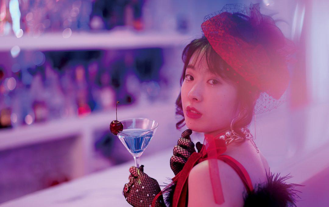 須藤絢乃 × キヤノン EOS R5 × 降幡 愛 次世代ミラーレスが描くアーティスティック・ポートレート