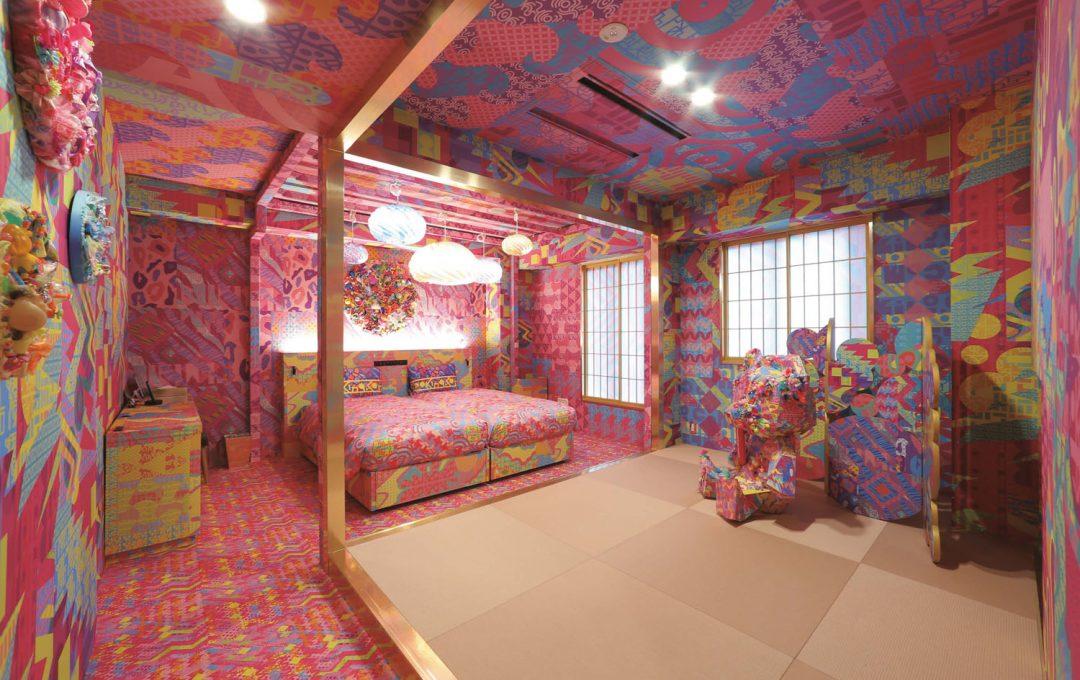 表現形態の多様化と変化 アートディレクターの増田セバスチャンのアート