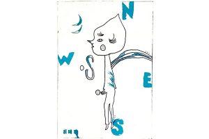 松田圭一郎 版画展 「シリコペ silicone paper print」