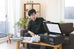 写真家と会社員の二つの顔を持つ、 鈴木啓太| urban 氏が語る写真愛好家にとってのエコタンク搭載モデルのメリットとは?