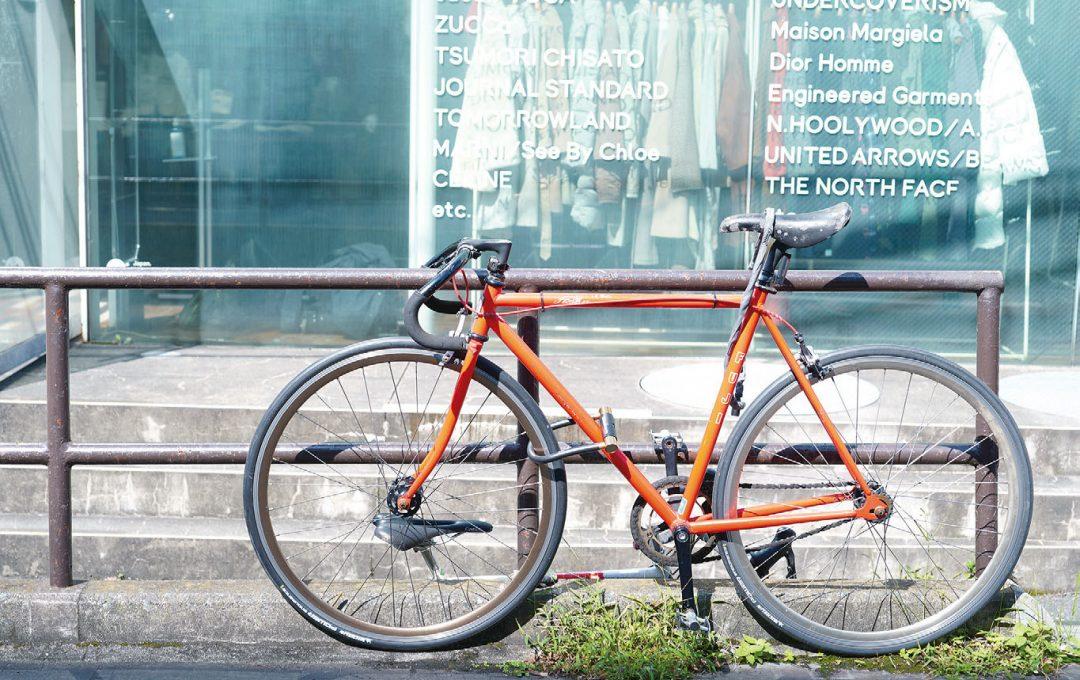 個性も表情もある「自転車」の表現は、極端なくらいでちょうどいい